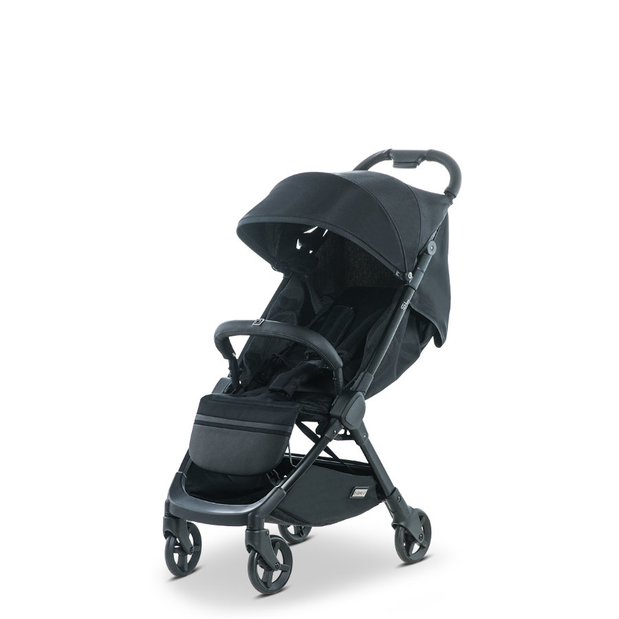 MOON Buggy SL black/nylon stripe