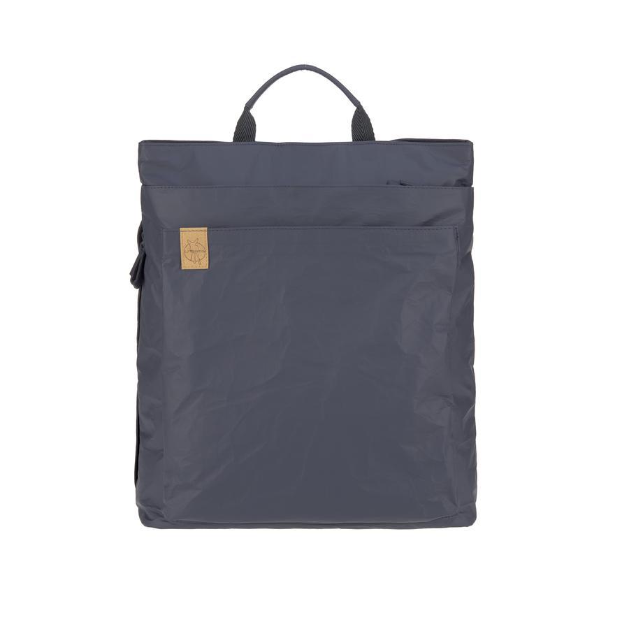 LÄSSIG Wickelrucksack Green Label Tyve Backpack Navy