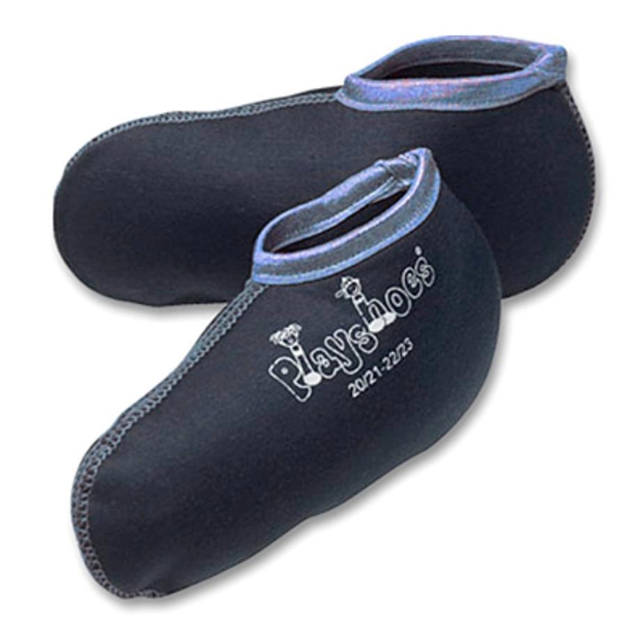 PLAYSHOES Girls Calcetines especiales para botas de agua azul marino / azul claro