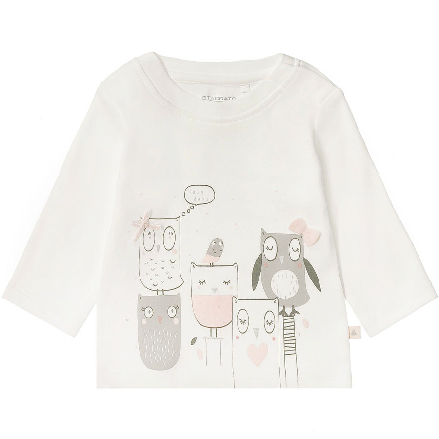 STACCATO Girls T-shirt offwhite