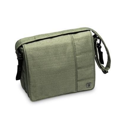 MOON Přebalovací taška olive/structure