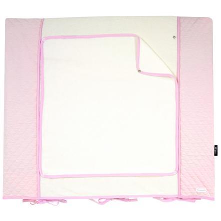 bellybutton by Alvi Wickelauflagenbezug, Classic Line Dream, rosa