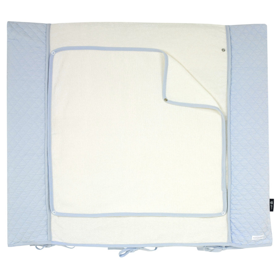 bellybutton de Alvi Cambiador con funda, Classic Line Dream, azul