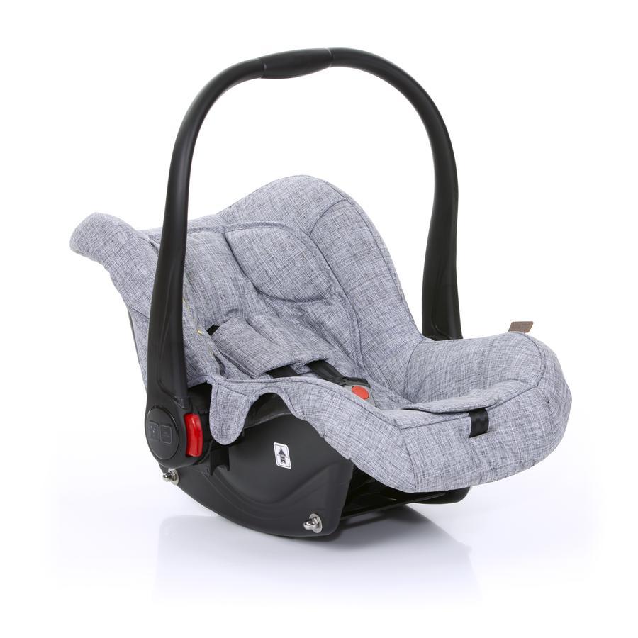 ABC DESIGN silla de auto Hazel gris claro