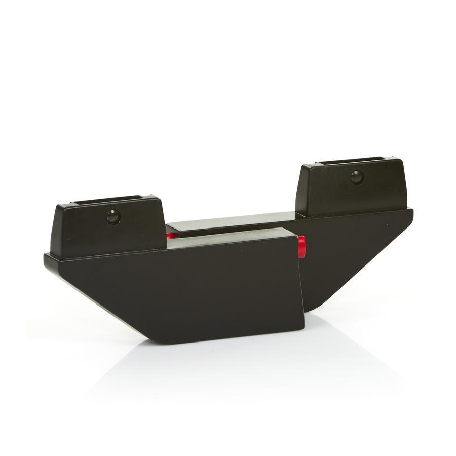 ABC DESIGN Adaptateur pour 2e nacelle pour Zoom, modèle 2017, noir