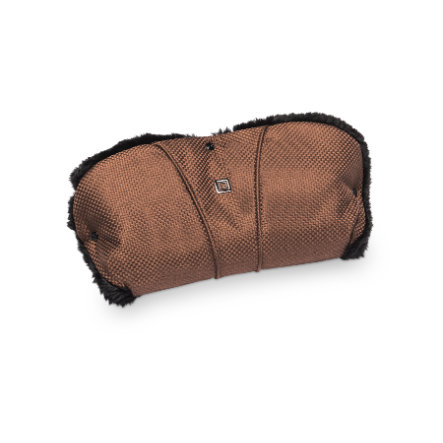 MOON Handmuff chocolate/panama
