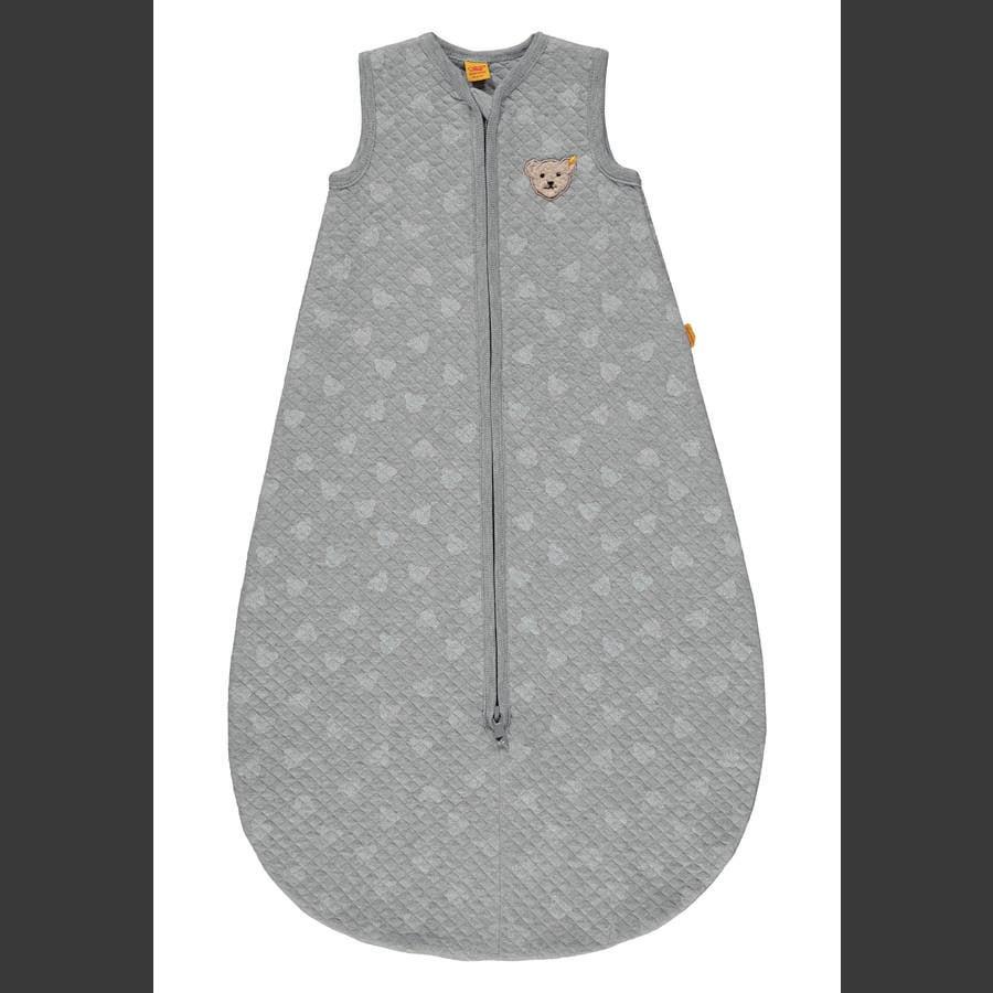 Steiff Saco de dormir gris
