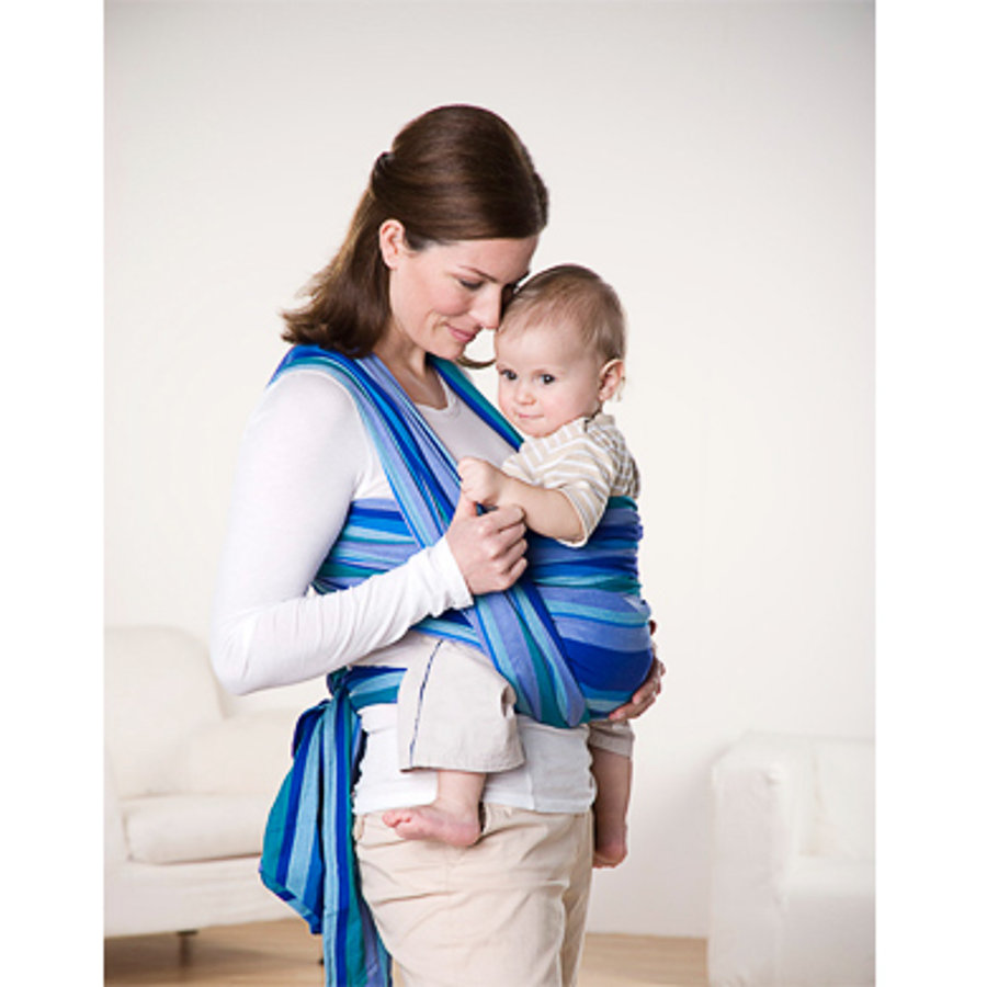 AMAZONAS Écharpe porte-bébé  Carry Sling LAGUNA 510 CM