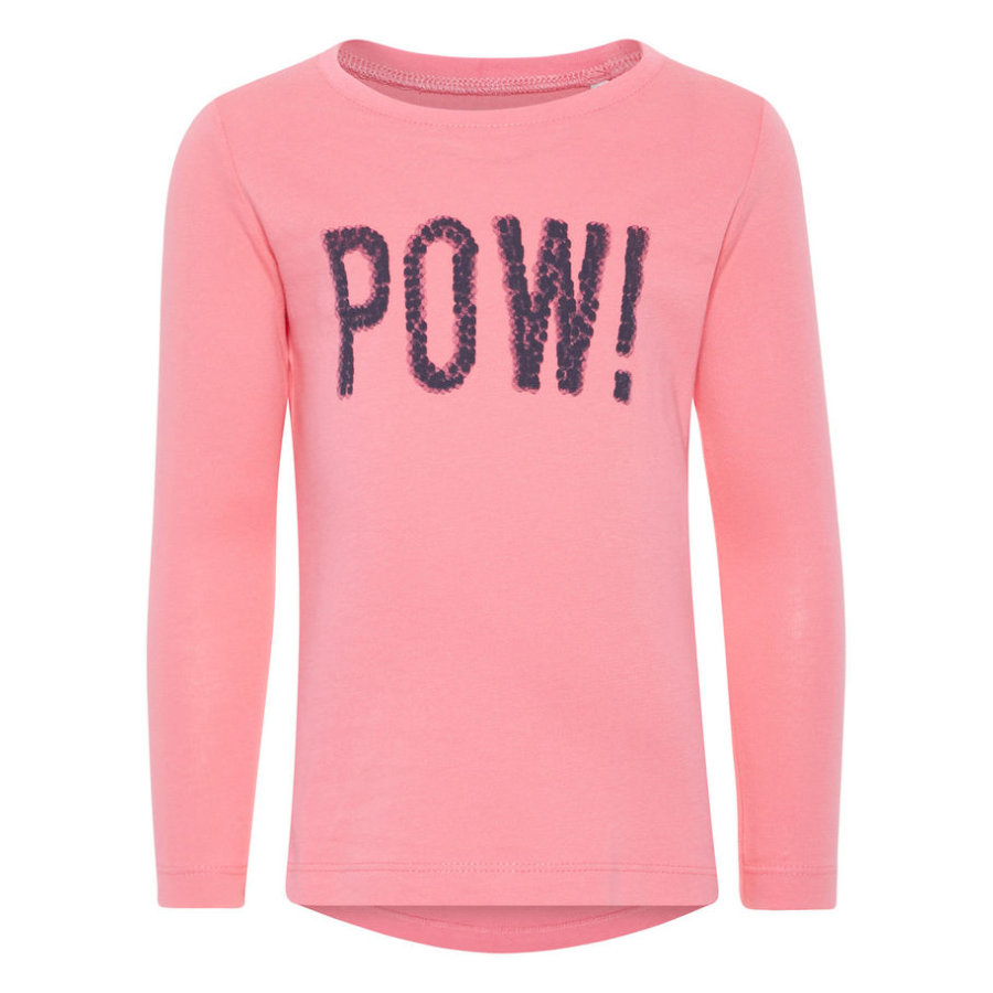 name it Girls Langarmshirt Nmfveen bubblegum