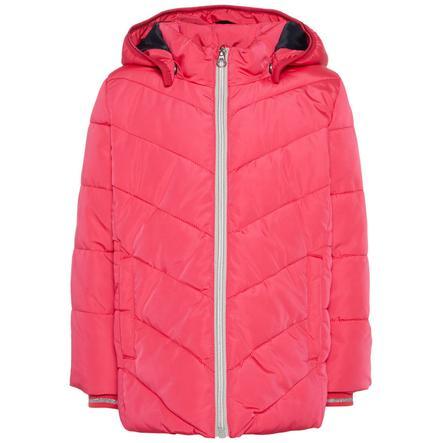 name it Girl s Jacket Mil Wirtualny różowy Wirtualny Mil