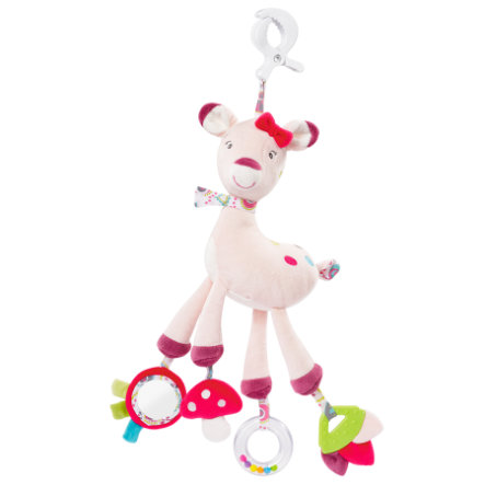 FEHN Peluche Mini Activity-Capriolo - Sweetheart