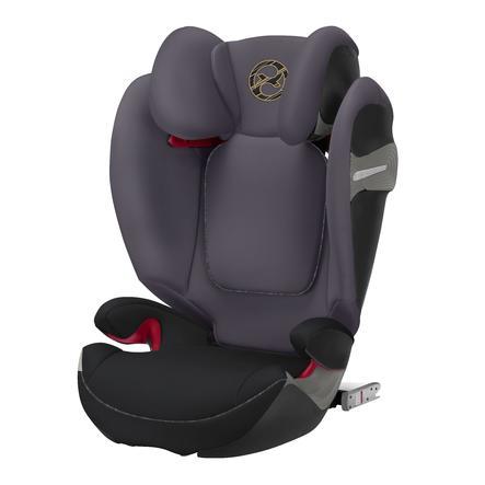 cybex GOLD Fotelik samochodowy Solution S-Fix Premium Black