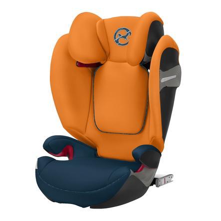 cybex GOLD Autostoel Solution S-fix Tropical Blue