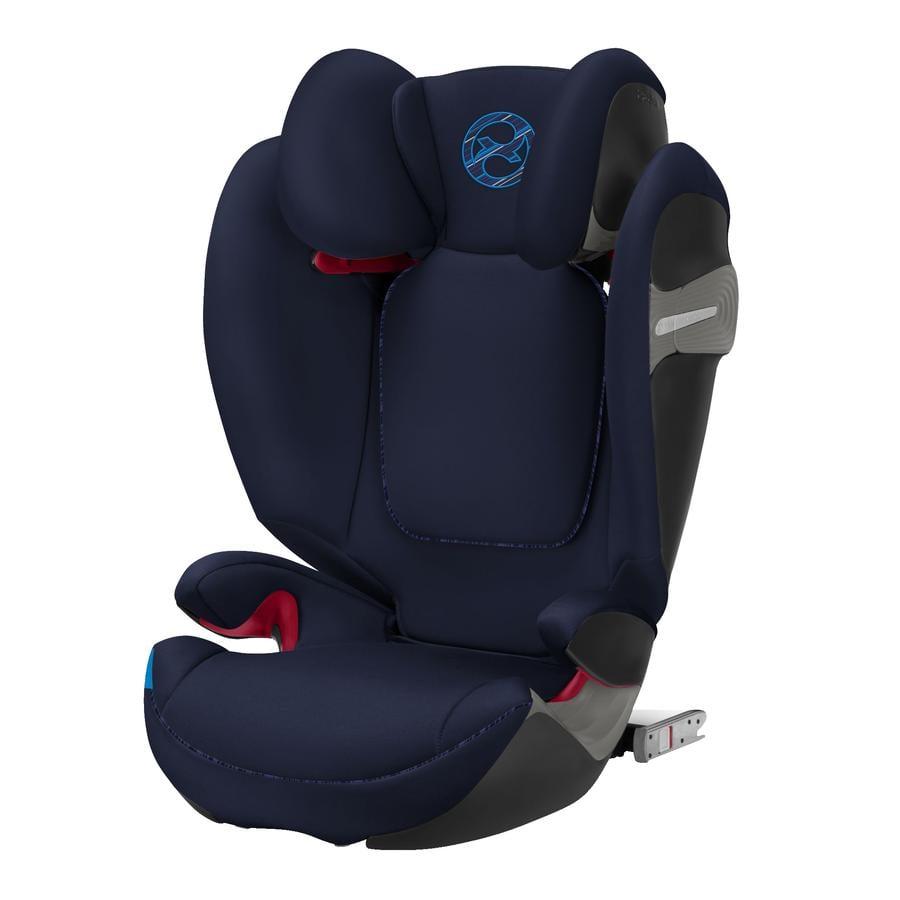 cybex GOLD Fotelik samochodowy Solution S-Fix Indigo Blue