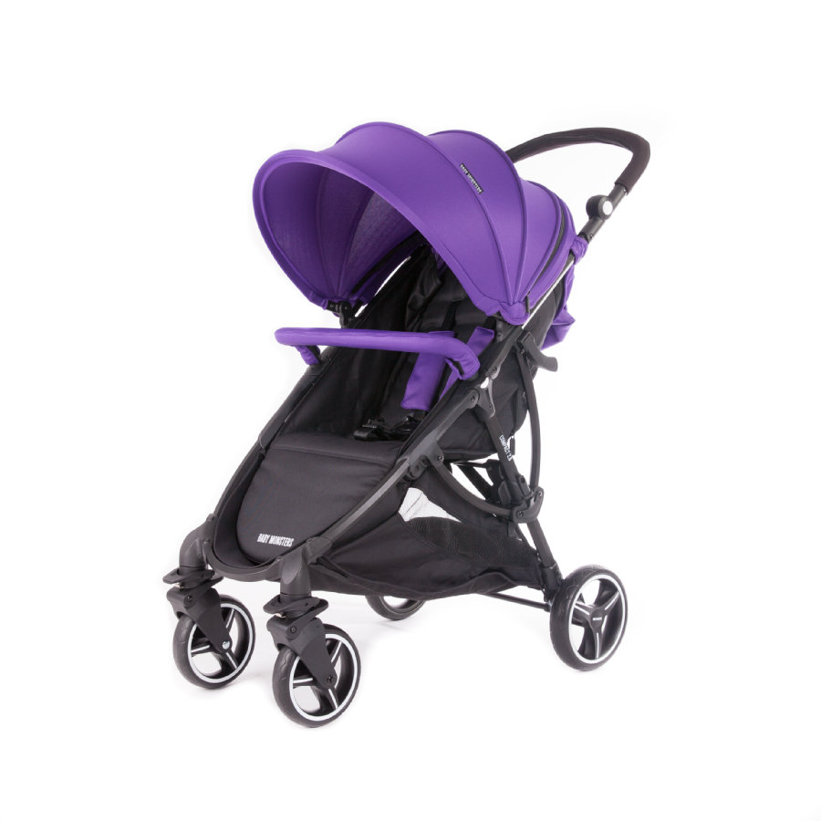 BABY MONSTERS Zestaw Color Pack dla Compact 2.0, Purple