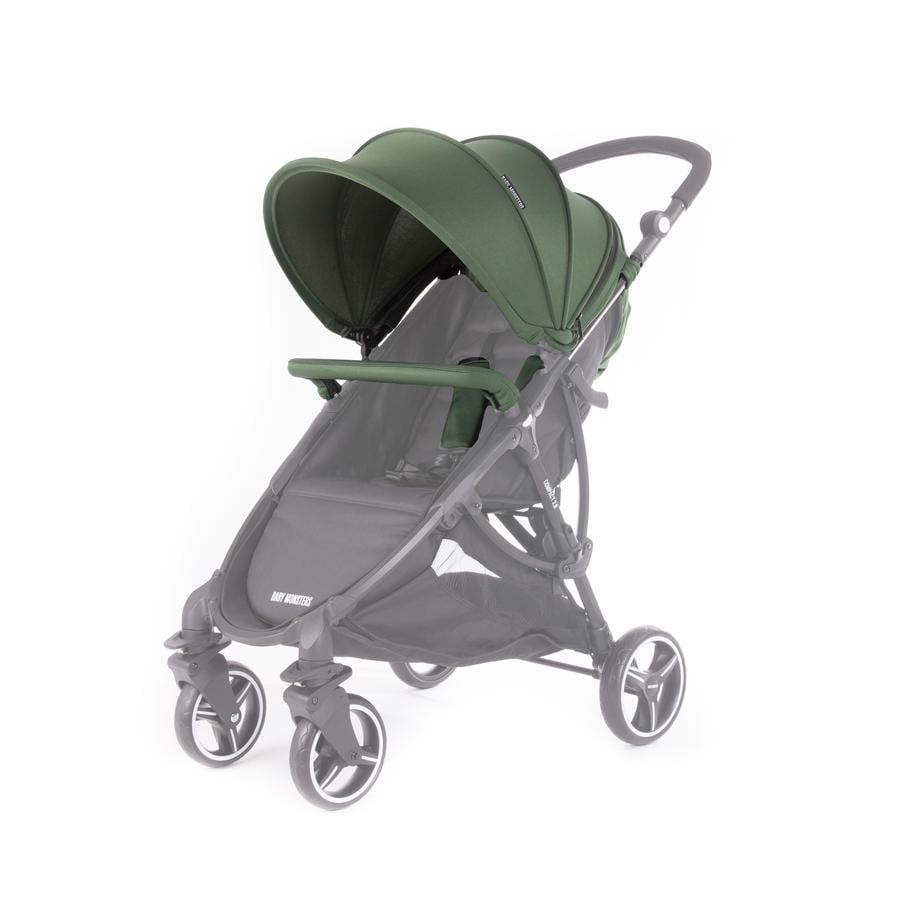 BABY MONSTERS Zestaw kolorystyczny do wózka Compact 2.0, Forest