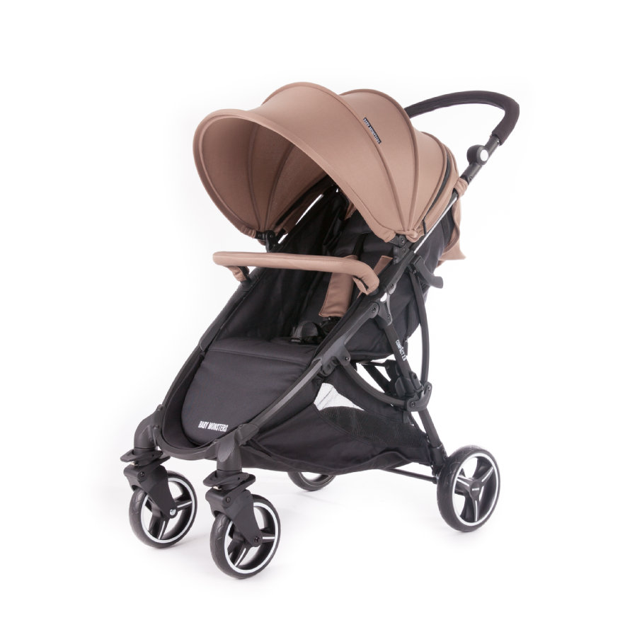 BABY MONSTERS Zestaw Color Pack dla Compact 2.0, Taupe