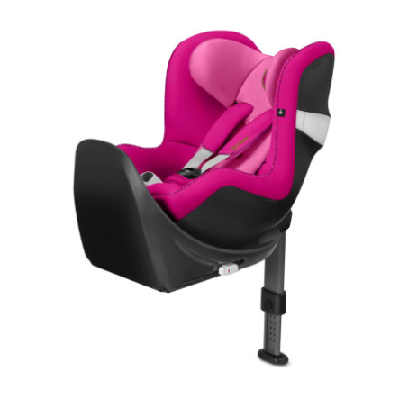 cybex GOLD Kindersitz Sirona M2 i-Size mit Base Fancy Pink