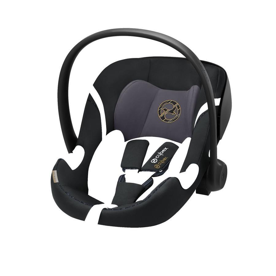 cybex GOLD Babybilstol Aton M i-Size Premium Black