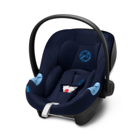 cybex Aton M i-Size Indigo Blue 2019