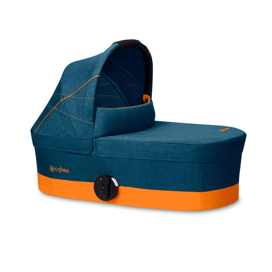 cybex Liggdel Cot S Tropical Blue