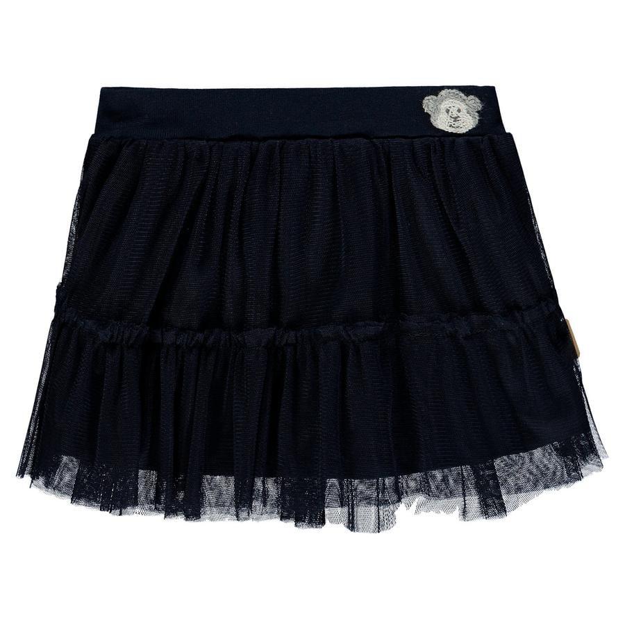 bellybutton Girl Falda de tul, azul oscuro
