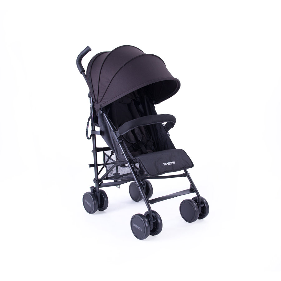 BABY MONSTERS Silla de paseo Fast Negro