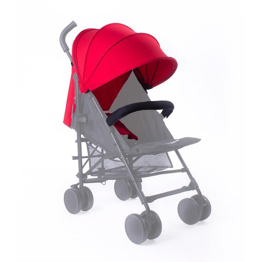 BABY MONSTERS color pack tekstilsæt fast red