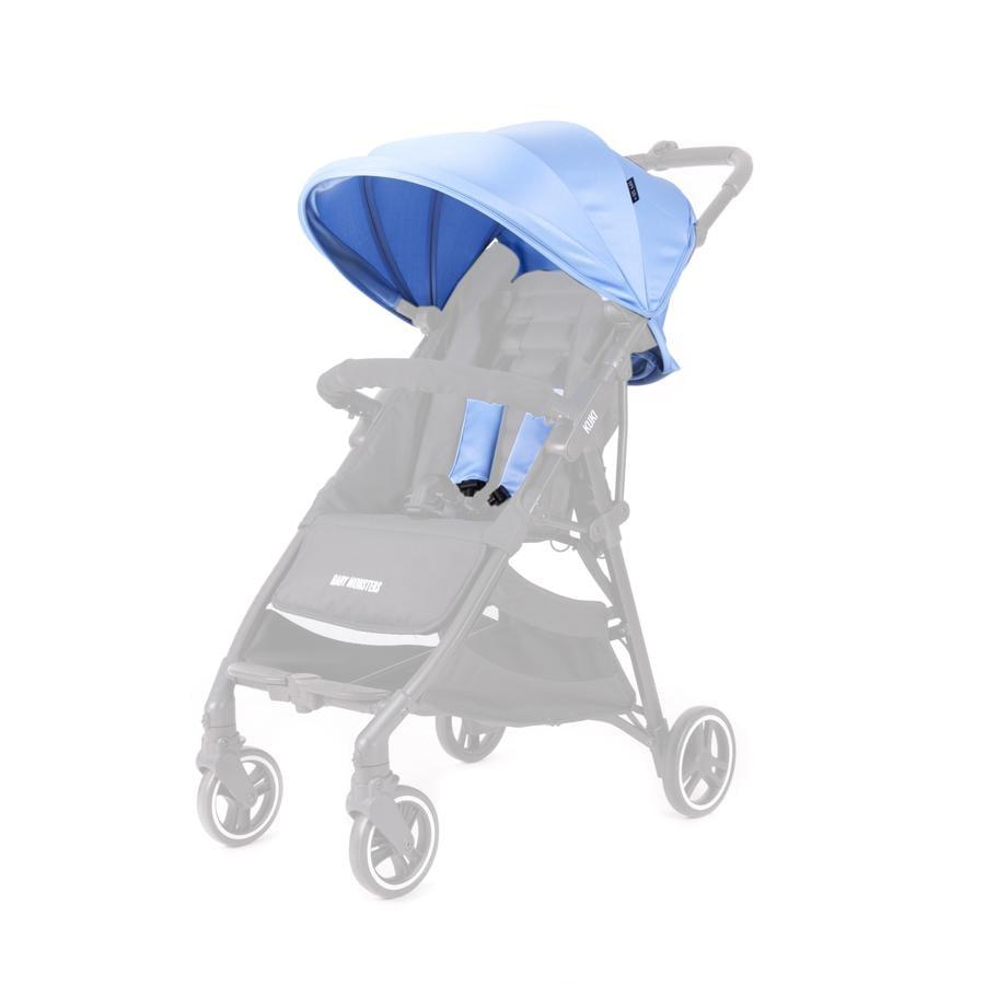 BABY MONSTERS Zestaw kolorystyczny do wózka Kuki Single, Mediterranean