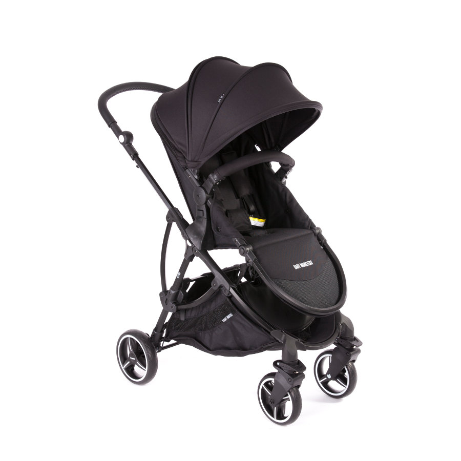 BABY MONSTERS Color Pack per passeggino Globe Black