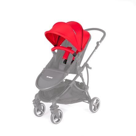 BABY MONSTERS Capazo para Globe rojo