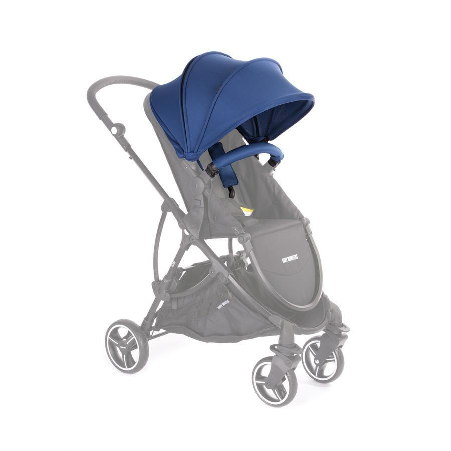 BABY MONSTERS Zestaw kolorystyczny do wózka Globe, Midnight