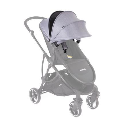 BABY MONSTERS Color Pack per passeggino Globe Heather Grey