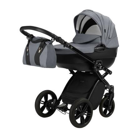 Knorr-Baby Kombivogn Alive Elements Tinny grå