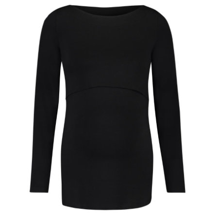 noppies Nursing Shirt Dane Black