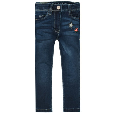 STACCATO Girl s Jeans Magere donkerblauwe jeans van donkerblauw denim