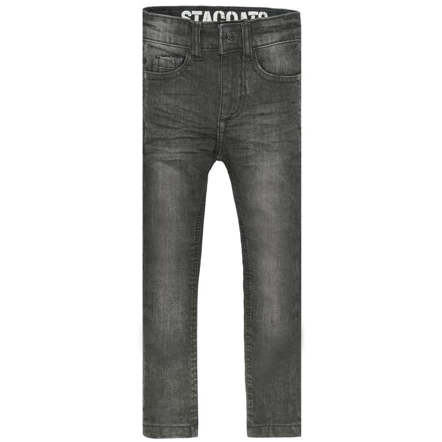 STACCATO Boys Jeans Denim skinny gris