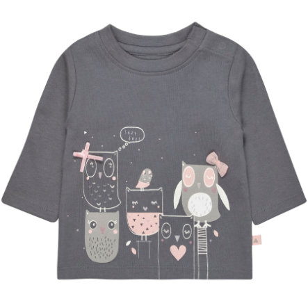 STACCATO Girl T-shirt soft antracite s antracite