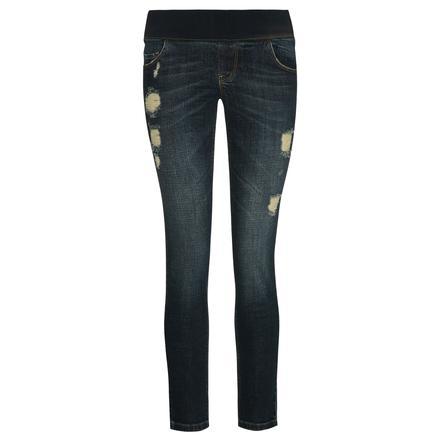 bellybutton Jeans premaman, slim denim used look
