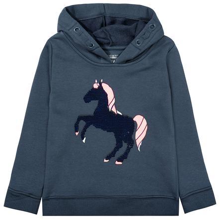 STACCATO Sweatshirt för flickor marinblå