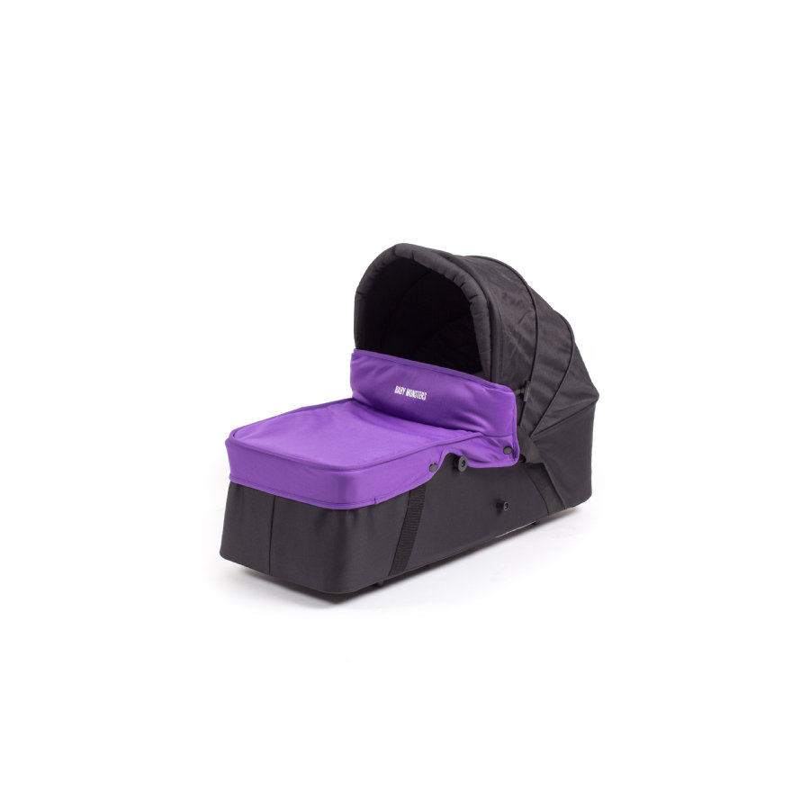 BABY MONSTERS Pokrowiec na gondolę Easy Twin, Purple