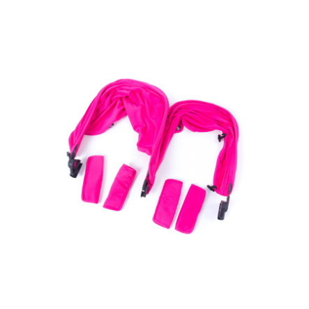BABY MONSTERS Color Pack per passeggino Easy Twin Fucsia