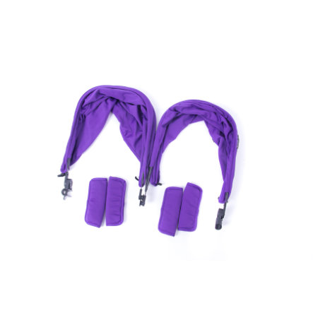 BABY MONSTERS Color Pack per passeggino Easy Twin Purple