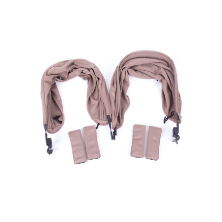 BABY MONSTERS Color Pack per passeggino Easy Twin Taupe