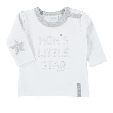 Feetje Girl koszulka z długim rękawem zaczyna się każdego dnia od białych łuków.