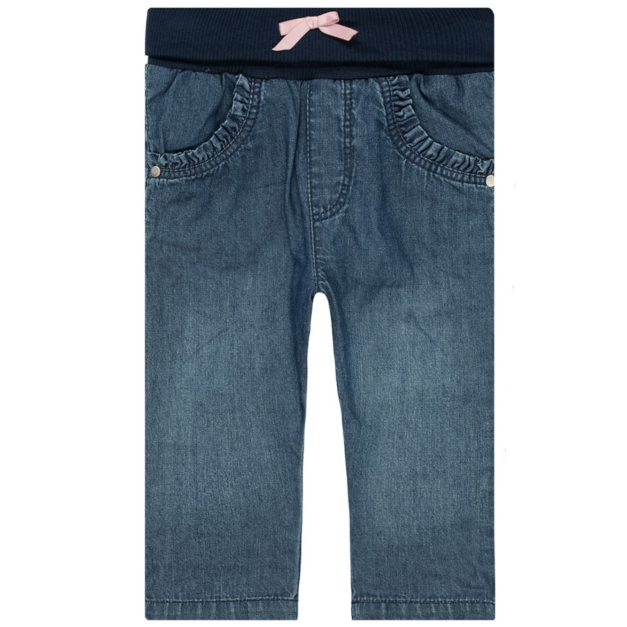 STACCATO Girl s Thermojeans blauw denim