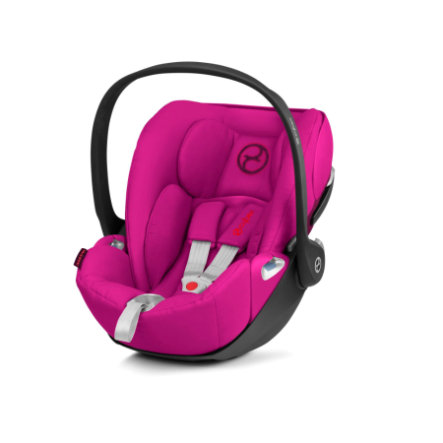 cybex PLATINUM Babyschale Cloud Z i-Size Passion Pink-purple