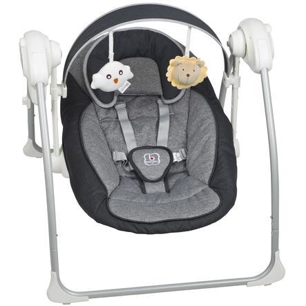 babyGO Transat bébé Dandly anthracite
