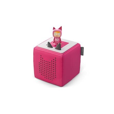 tonies® Toniebox Starterset Pink (Kreativ-Tonie)