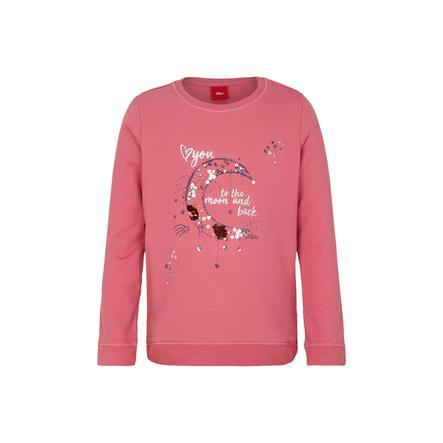 s.Oliver Girl s bluza bluza różowa